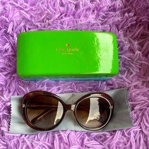 ✨Host Pick✨ Kate Spade New York Sunglasses Brown